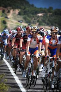 USA Pro Cycling Challenge Competitor Cool Down Colorado