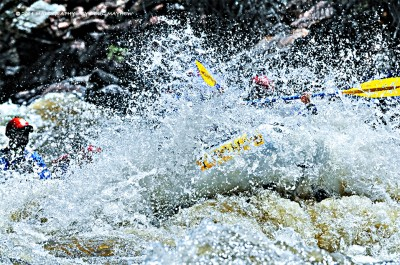 Colorado Rocky Mountain WhiteWater Splash... let the 2014 season begin!