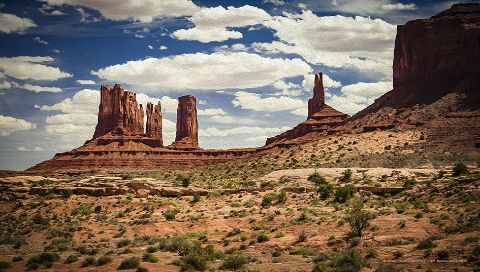 Monument Valley Majesty American Southwest Image