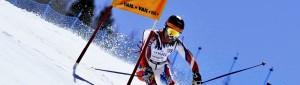 Ski Racer Grit