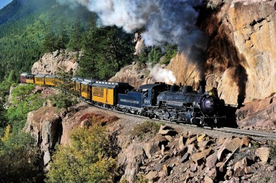 Durango & Silverton Narrow Gauge Railroad MAD Photo Tours 2013
