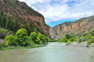 Glenwood Canyon Magnificence