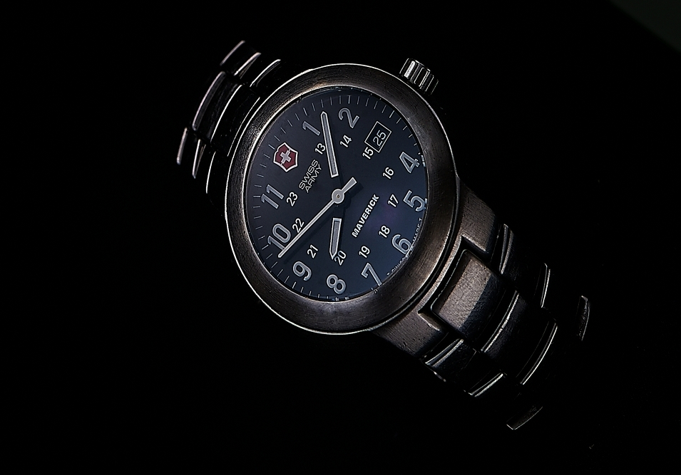 Swiss Army Watches Its About Time Horology