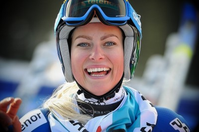 Ragnhild Mowinckel's 8th place finish 2013 FIS Beaver Creek World Cup Giant Slalom
