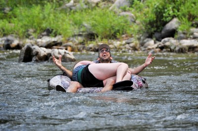 Rocky Mountain River Love Reckoning - Doug Mayhew | Madographer