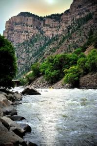 Colorado River Shoshone Sunshine
