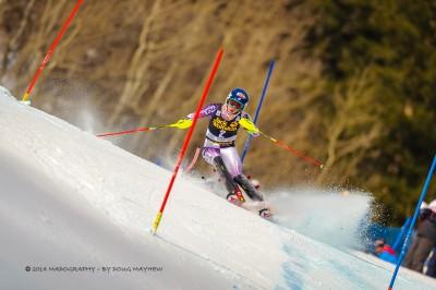 Mikaela Shiffrin 2014 Aspen Winternational by Doug Mayhew   Madographer