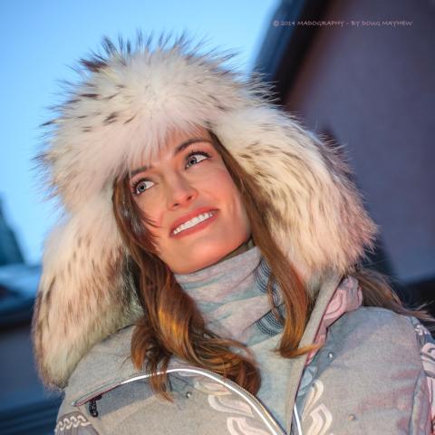 SNOW Fashion Beaver Creek 2014 Runway - Bogner - Madography   Original Image Capture - Madographer   Doug Mayhew