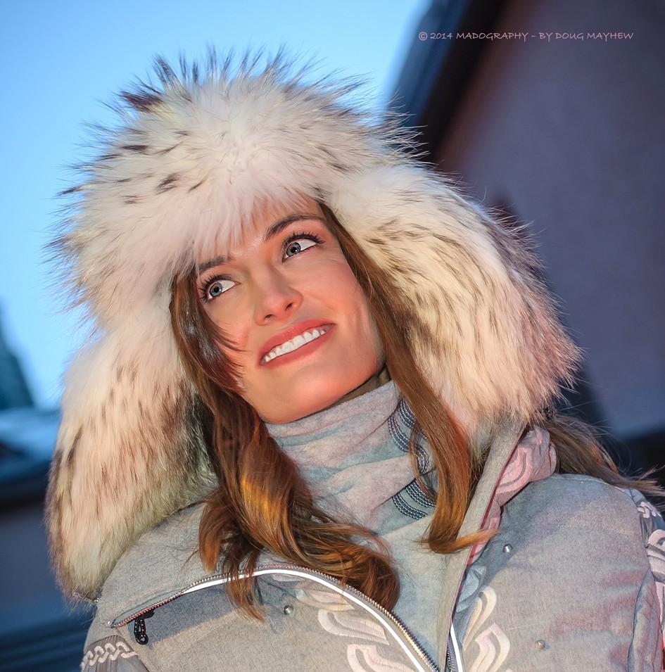 SNOW Magazine Fashion Runway 2014 Beaver Creek – Bogner Image