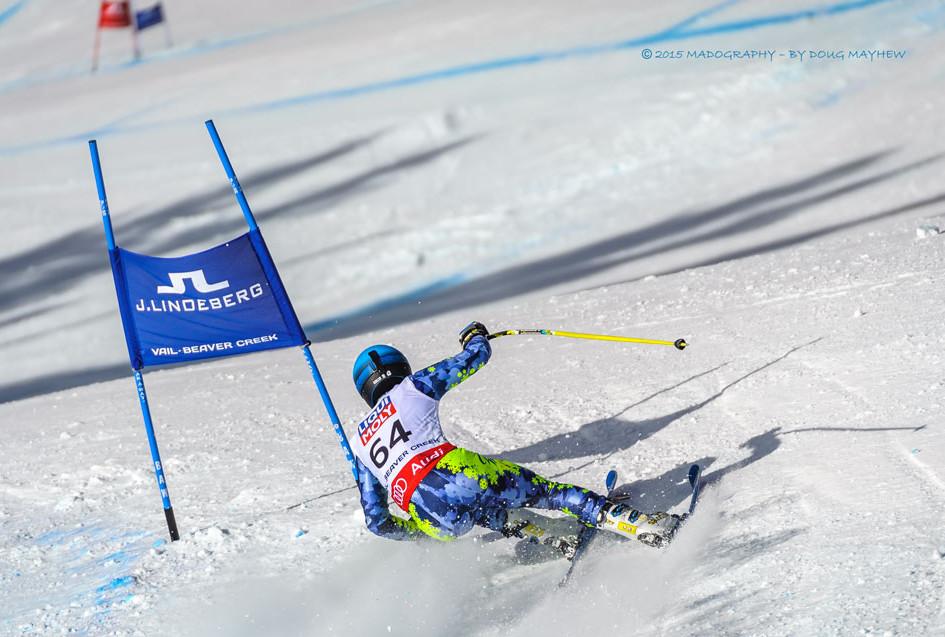 Time to Turn and Burn 2015 FIS Alpine World Ski Championships Image
