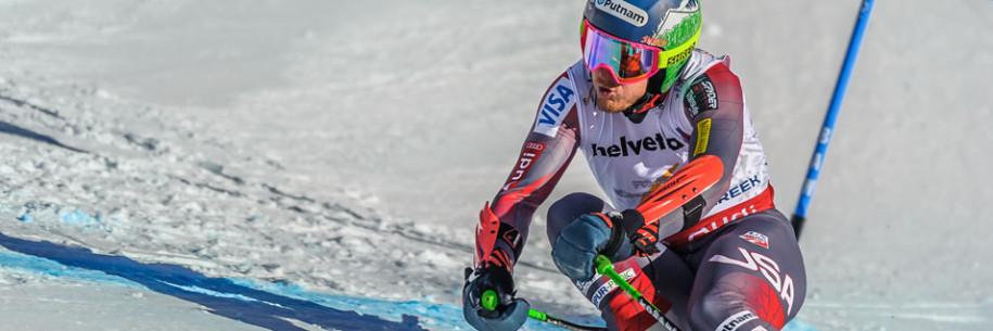 Ted Ligety 2015 FIS Alpine World Ski Championships Giant Slalom Gold Medalist by Doug Mayhew | Madographer