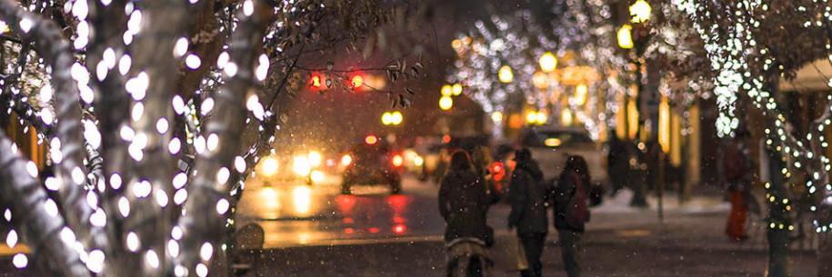 Aspen Winternational Street Wonderland - MADOGRAPHY by Doug Mayhew | Madographer