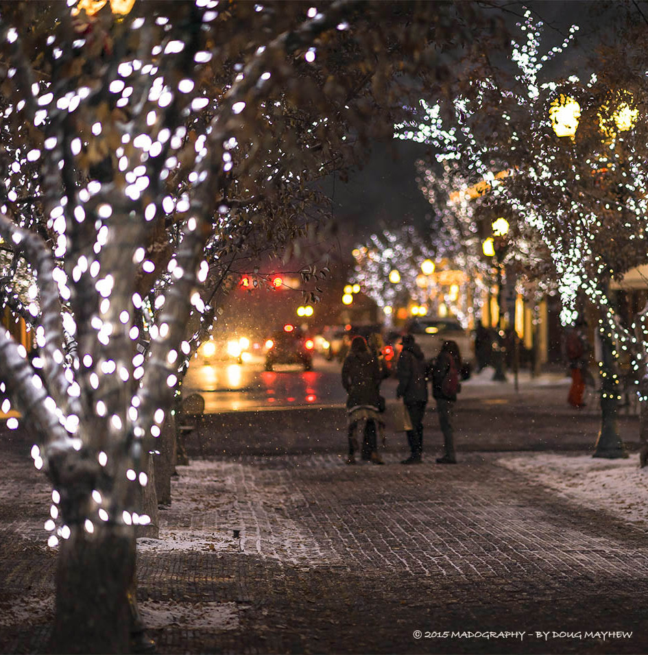 Aspen Winternational Street Wonderland Image