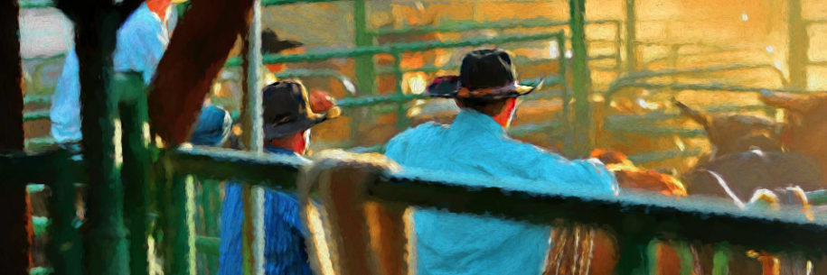 Cowboy Sunset Corral - MADOGRAPHY by Doug Mayhew | Madographer