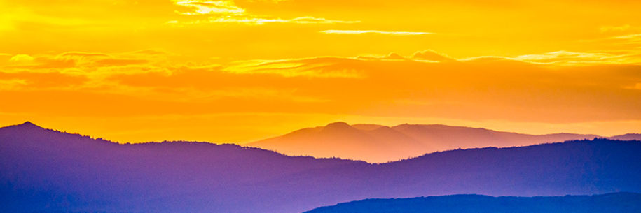 Brilliant Western Sunrise Craig Colorado - STUDIO MADOGRAPHY by Doug Mayhew | Madographer