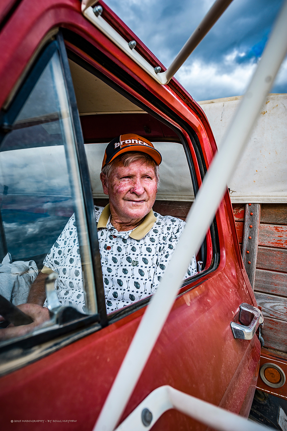 Forgotten Heartland Red-Blooded American True - STUDIO MADOGRAPHY by Doug Mayhew | Madographer