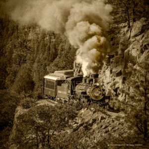 All Aboard the Durango Silverton Railroad